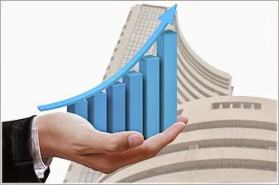 देश के बाजारों में तेजी, सेंसेक्स 582 अंक चढ़कर हुआ बंद