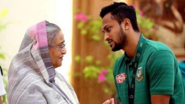 शाकिब ने गलती की जिसका उन्हें अहसास है : बांग्लादेश प्रधानमंत्री