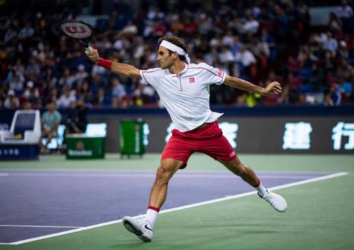 Shanghai Masters : फेडरर-जोकोविच टूर्नामेंट के क्वार्टर फाइनल में, ज्वेरेव ने भी जगह बनाई