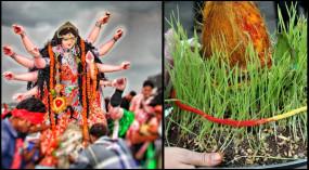शारदीय नवरात्रि का समापन: जानें हवन का शुभ मुहूर्त और जवारा पूजा