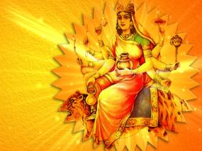 शारदीय नवरात्रि: चौथे दिन करें माता कूष्मांडा की आराधना, जानें महत्व
