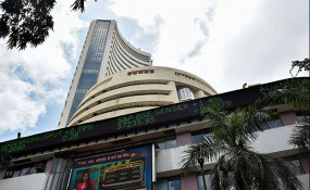 लाल निशान में खुला शेयर बाजार, सेंसेक्स 106 और निफ्टी 35 अंक लुढ़का