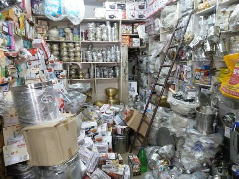 चमके बाजार - हुई धन की वर्षा ,लोगों ने मुहुर्त पर की जमकर खरीददारी