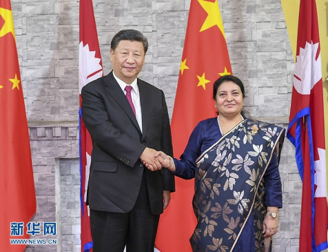 चीन-नेपाल मैत्री की जड़ मजबूत