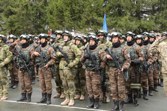 चीन-रूस संयुक्त आतंक-रोधी अभ्यास