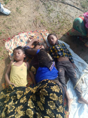 दो भाईयों को बचाने पानी में कूदी बहन,तीनों की मौत - कान्हींवाड़ा गांव की घटना