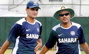 सौरव गांगुली का अध्यक्ष बनना भारतीय क्रिकेट के लिए अच्छा संकेत : वीरेंद्र सहवाग