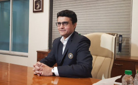 गांगुली ने BCCI अध्यक्ष बनने पर कहा- बोर्ड को वैसे ही चलाऊंगा, जैसे टीम इंडिया को लीड किया