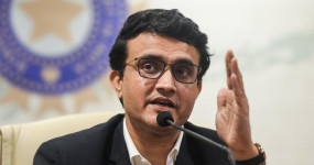 घरेलू क्रिकेटर्स के लिए जल्द ही कॉन्ट्रेक्ट सिस्टम लागू किया जाएगा: सौरव गांगुली