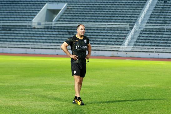 स्टीमाक ने बांग्लादेश के साथ होने वाले मैच के लिए 23 सदस्यीय टीम घोषित की
