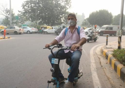 पाबंदी के बावजूद जलाई जा रही है पराली, दमघोंटू हुई दिल्ली-एनसीआर की आबोहवा