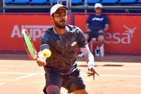 ATP चैलेंजर कप के सेमीफाइनल में हारे नागल, जुआन पाब्लो ने दी मात