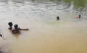 राजस्थान के धौलपुर में भोपाल जैसा हादसा मूर्ति विसर्जन के दौरान 10 लोग डूबे