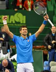 Shanghai Masters : नोवाक जोकोविच तीसरे राउंड में पहुंचे, डेनिस को हराया
