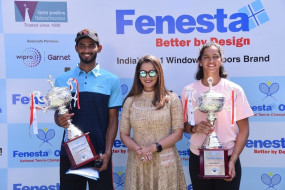 टेनिस : निक्की , सौजन्या बने फेनेस्टा ओपन के चैंपियन
