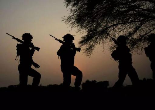 जैश-ए-मोहम्मद के आतंकियों ने की बारामूला में घुसपैठ की कोशिश, एक गिरफ्तार