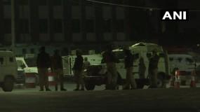 आतंकियों ने सुरक्षाबलों पर फेंका ग्रेनेड, हमले में 6 जवान घायल