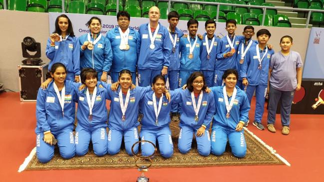 टेटे : ओमान जूनियर एवं कैडेट ओपन में भारत को मिले 7 पदक