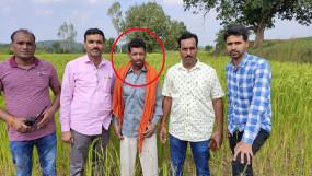 नाम बदल फरारी काट रहा था धोखाधड़ी का आरोपी -आईजी की टीम ने किया गिरफ्तार