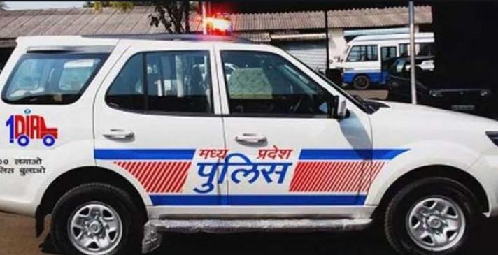 पत्नी को ससुराल वाले जबरदस्ती ले गए, तो गमछे पर झूला युवक - एफआरवी ने जान बचाई