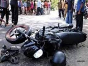 उमा भारती के विधायक भतीजे की कार ने तीन बाइक सवारों को कुचला, मौत