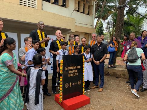 भारत में सफलता हासिल करने के लिए बास्केटबॉल के पास मंच भी, माहौल भी : मुटोम्बो