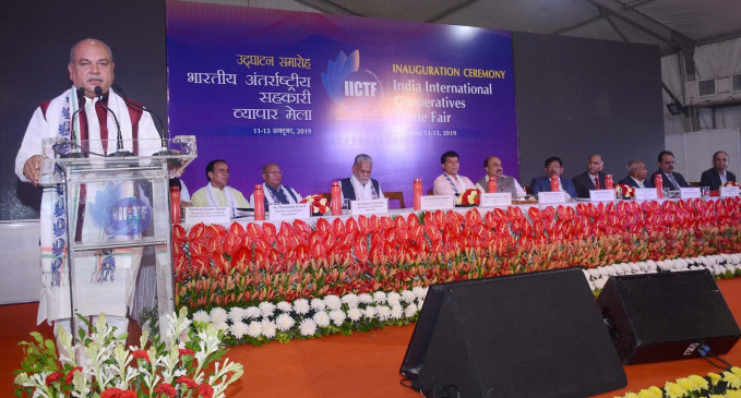 भारत अंतर्राष्ट्रीय सहकारी व्यापार मेले में हुआ 8000 करोड़ का व्यापार