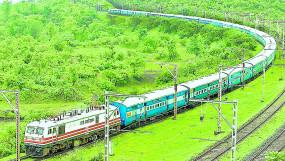 नागपुर-छिंदवाड़ा के बीच ज कन्वर्सन का कार्य अधूरा, फिर भी दिसंबर तक ट्रेन संचालन का लक्ष्य