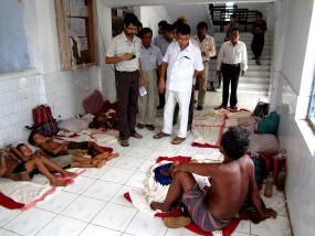 त्रिपुरा पीडब्ल्यूडी घोटाला : पूर्व मंत्री की तलाश, 9 पुलिसकर्मी निलंबित