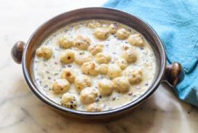 नवरात्र में खाना है कुछ खास तो काजू-मखाना की शाही खीर का चखें स्वाद