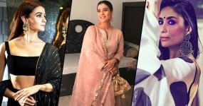 Diwali Fashion: बॉलीवुड एक्ट्रेस के ये लेटेस्ट आउटफिट, दिवाली पर आपको देंगे ट्रेंडी संस्कारी लुक