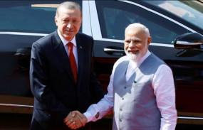 कश्मीर पर तुर्की ने किया पाक का समर्थन, PM मोदी ने रद्द किया दौरा