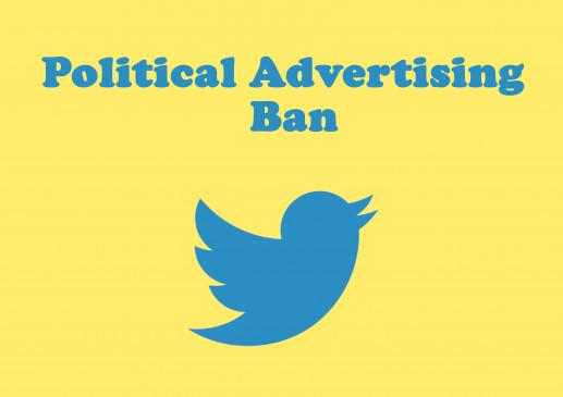 ट्विटर ने पॉलिटिकल एड पर लगाया बैन, CEO डोर्सी बोले-पॉलिटिक्स में इससे बड़ा जोखिम