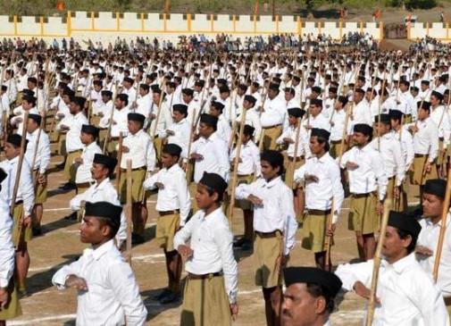 देश के 90 प्रतिशत प्रखंडों में पहुंचा RSS, 57 हजार से अधिक शाखाएं