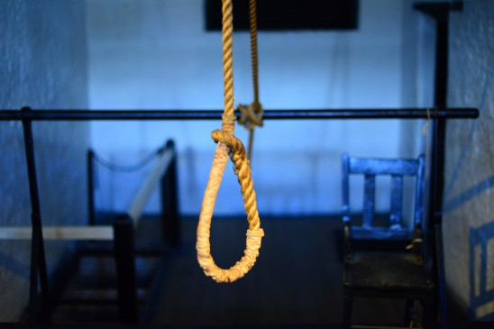 उप्र : छात्रा ने फांसी लगाकर आत्महत्या की