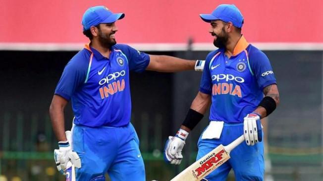 बांग्लादेश के खिलाफ टी-20 सीरीज से कोहली को आराम, रोहित को कमान