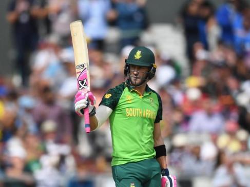 विशाखापट्टनम टेस्ट : एल्गर-डु प्लेसिस ने दक्षिण अफ्रीका की पारी को संभाला