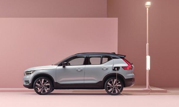 Volvo की पहली इलेक्ट्रिक कार XC40 Recharge हुई लॉन्च, जानें खूबियां