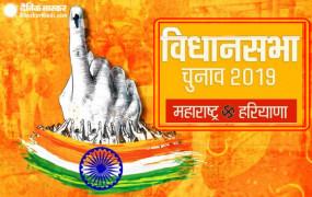 हरियाणा-महाराष्ट्र में विधानसभा चुनाव शुरू, 378 सीटों पर वोटिंग