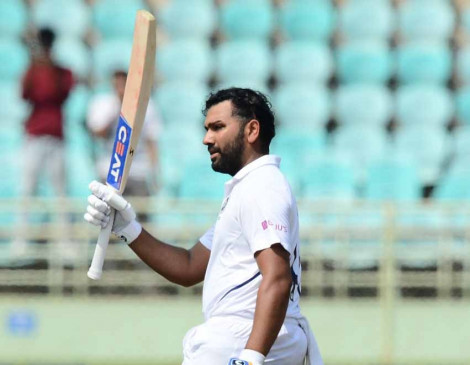 पैड पहन सीधे बल्लेबाजी करने जाना मेरे खेल को सूट करता है : रोहित