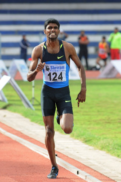 विश्व एथलेटिक्स चैम्पियनशिप (1500 मीटर) : प्रतियोगिता से बाहर हुए जिन्सन जॉनसन