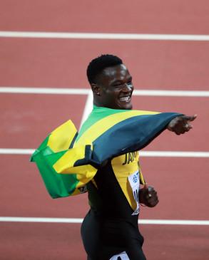 वर्ल्ड एथलेटिक्स चैंपियनशिप: होलोवे ने 110 मीटर बाधा दौड़ में जीता गोल्ड