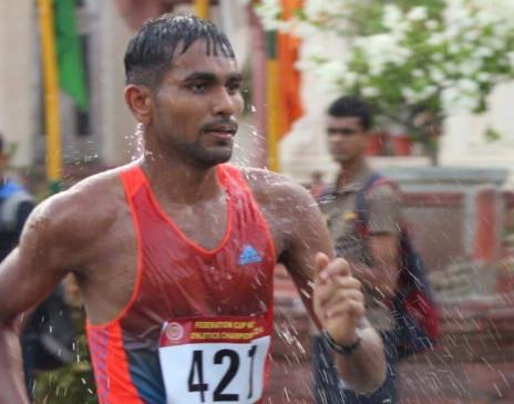 विश्व एथलेटिक्स चैम्पियनशिप : पैदल चाल में 27वें स्थान पर रहे इरफान