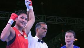 World Boxing Championship: जमुना बोरो क्वार्टर फाइनल में, साफोउ को हराया