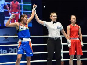 विश्व मुक्केबाजी चैंपियनशिप : मंजू रानी फाइनल में, मैरी कॉम, जमुना बोरो, लवलिना को कांस्य