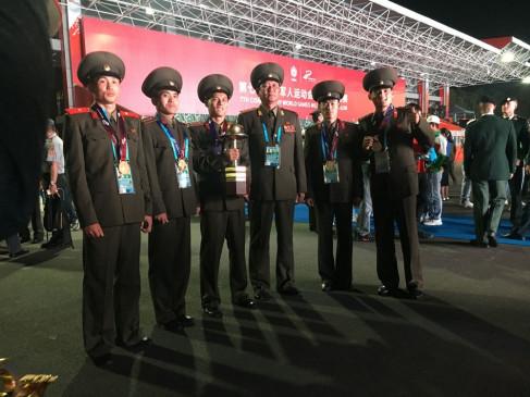 विश्व सैन्य खेल : चीन ने मिलिट्री पेंटाथलॉन में 5 स्वर्ण जीते