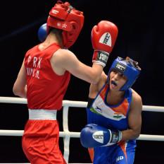 विश्व महिला मुक्केबाजी चैंपियनशिप : मंजू स्वर्णिम पंच से एक जीत दूर