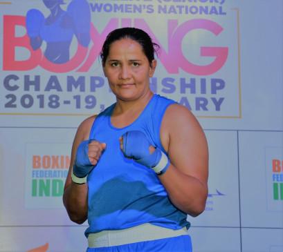 विश्व महिला मुक्केबाजी चैम्पियनशिप : प्रतियोगिता से बाहर हुई कविता