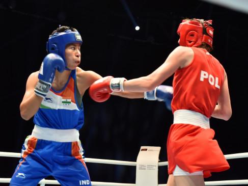 विश्व महिला मुक्केबाजी : लवलिना सेमीफाइनल में हारीं, मिला कांस्य