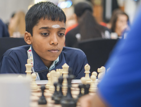 डब्ल्यूवाईसीसी : प्राग्ना, आर्यन संयुक्त रूप से दूसरे स्थान पर